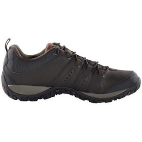 Columbia Peakfreak Woodburn II - Chaussures Homme - Waterproof marron